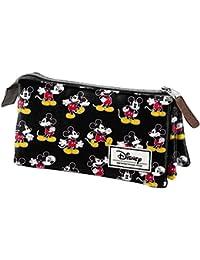Karactermania Disney Classic Mickey Moving Estuches, 24 cm,  Negro