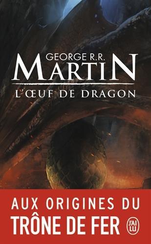 L'oeuf de dragon par George R. R. Martin