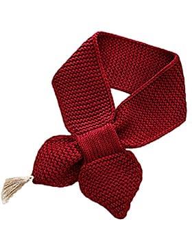 TININNA Inverno Caldo Moda lavorato a maglia Bambini sciarpe di lana Bavaglino Sciarpe Scaldacollo Sciarpa Profondo...