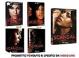 Scandal Stagioni 1 - 2 - 3 - 4 - 5 (25 Dischi)