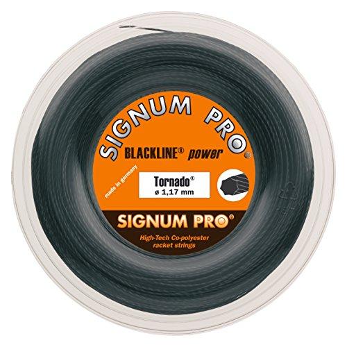 Signum Pro Tornado 120m schwarz 1.17mm