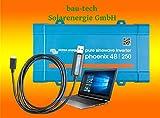 Spannungswandler Victron Phoenix 48V-375Watt VE.Direct reiner Sinus Inverter inklusiv Victron VE. Direct USB Kabel von bau-tech Solarenergie GmbH