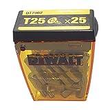 DeWALT Tic Tac-Box mit 25 x T25 25 mm, DT7962-QZ