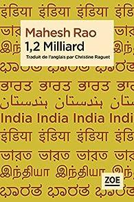 1,2 Milliard par Mahesh Rao