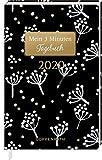 Mein 3 Minuten Tagebuch 2020 (Weiße Blüten) (Jahreskalender) -