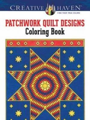 [(Creative Haven Patchwork Quilt Designs Coloring Book)] [By (author) Carol Schmidt] published on (June, 2014) par Carol Schmidt