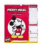 Erik® Disney Familienplaner 2020, 4 Spalten Terminkalender