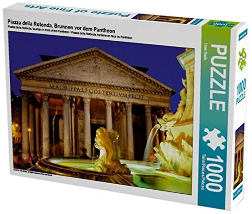 piazza-della-rotonda-brunnen-vor-dem-pantheon-1000-teile-puzzle-quer-rom-bei-nacht-calvendo-orte