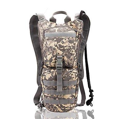 6 L Trinkrucksäcke & Wasserblasen Rucksack Eingebaute Kesseltasche Einschließlich Wasser-Blasen cp color