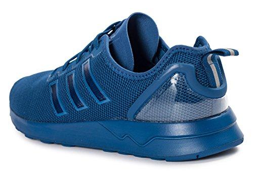 adidas ZX Flux ADV, Scarpe da Ginnastica Uomo Blu