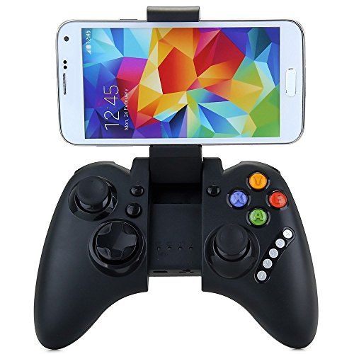 US1984 New Imported Bluetooth Wireless Game Controller Gamepad Joystick for iPhone/iPod/iPad/Android Phone/Tablet PC