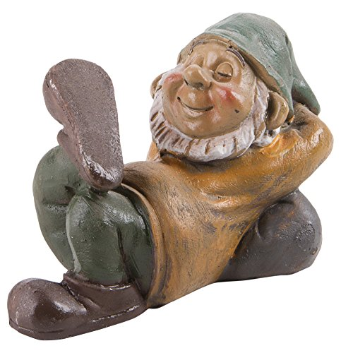 Darice Sleeping Gnome Boy, 7cm