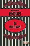 Die rote Lampe: Kriminalroman (Unterhaltung)