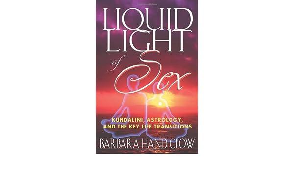 Astrology key kundalini life light liquid sex transition