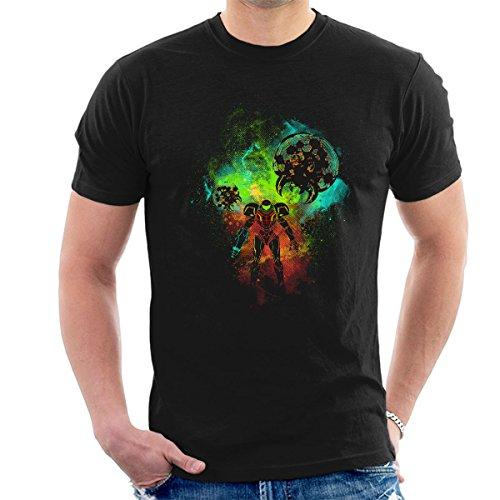 metroid-art-powder-splash-mens-t-shirt