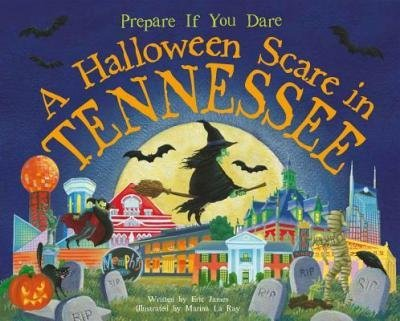 [{ A Halloween Scare in Tennessee By James, Eric ( Author ) Aug - 01- 2014 ( Hardcover ) } ]