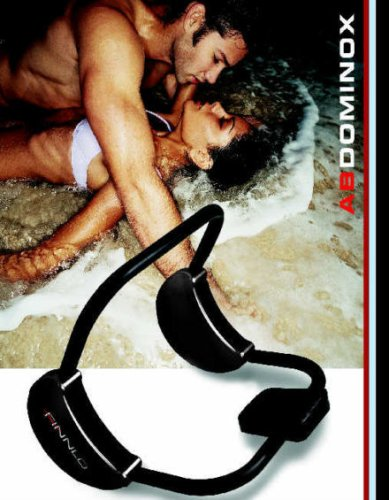 HAMMER Bauchtrainer Ab Dominox mit Power Belt