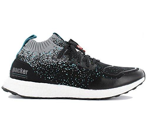 Adidas - Consortium Ultraboost Mid SE X - CM7882 - El Color: Gris-Negro - Talla: 39.3