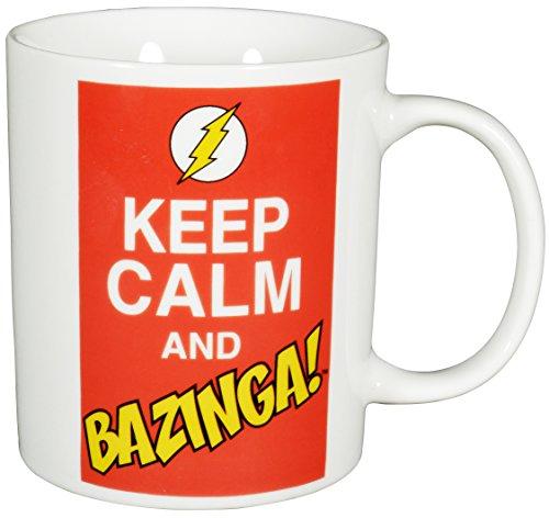 Big Bang Theory The Keep Calm and Bazinga