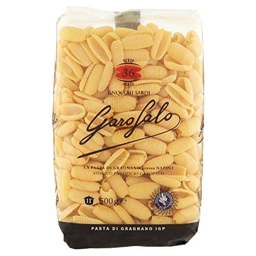 Garofalo - Gnocchi Sardi, Pasta di Semola di Grano Duro - 500 g