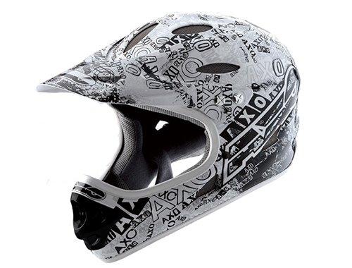 Helm CROSS Fahrrad Hannibal Overachiever Axo Größe M