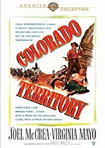 Colorado Territory [DVD] [1949] [Region 1] [US Import] [NTSC]