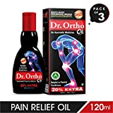 #7: Dr Ortho Pain Relief Oil 120ml (Pack of 3)