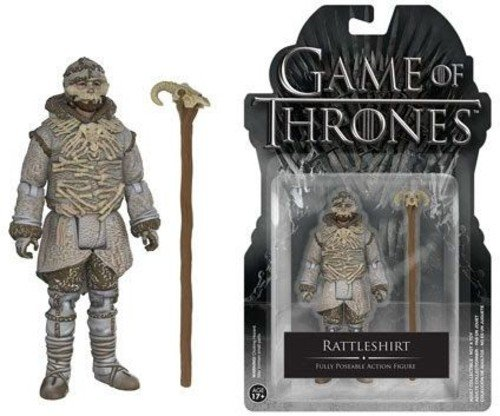 Action Figure - Game of Thrones: Rattleshirt