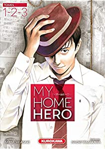 My Home Hero Coffret Tomes 1 à 3