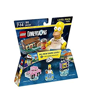 LEGO Dimensions – Level Pack – Simpsons: Plattformunabhängig