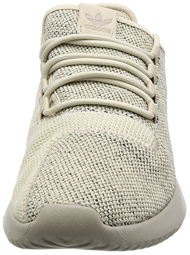 adidas tubular shadow knit bianco sporco