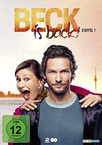 Beck is back! - Staffel 1 [2 DVDs] - Beck Dvd