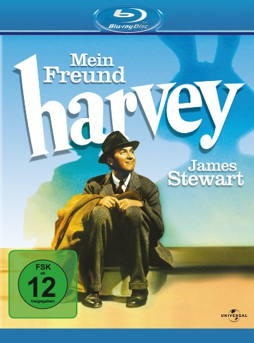 Bild von Mein Freund Harvey [Blu-ray]