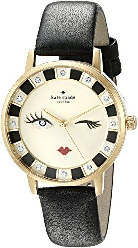 Kate Spade Reloj analogico para Mujer de Cuarzo con Correa en Tela KSW1052