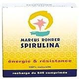 Marcus Rohrer Spirulina 540 Comprimés