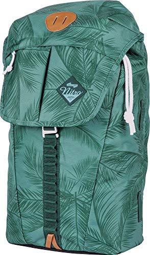 """Nitro Cypress sportiver Daypack Rucksack für Uni & Freizeit, Streetpack mit gepolstertem 15"""" Wide Laptopfach & Seesacktunnelverschluss, ..."""