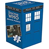 Doctor Who 10Th Doctor Tardis Puzzle