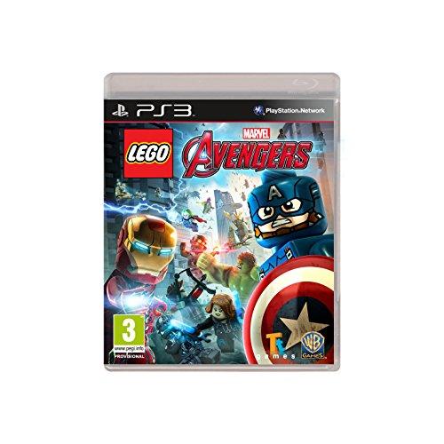 Lego Marvel Avengers (Sony PS3) (Ps3 Avengers)