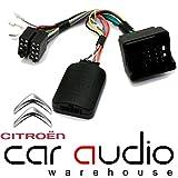 T1Audio t1-ct3–Citroen C2, C3, C4, C5MKII, C8, DS3, C3Picasso, C4Picasso, BERLINGO Auto Lenkrad Stiel Schnittstelle Adapter mit frei Patch Blei