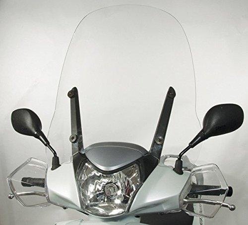 Parabrisas Tipo Original Sin Casquillo Isotta sc2687Honda SH30011–14