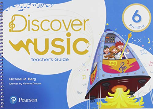 Discover Music 6 Teacher's Book (Descubre la música)