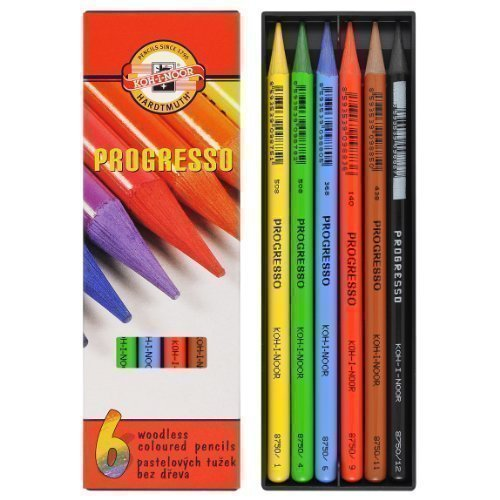 koh-i-noor-progresso-set-of-6-woodless-coloured-pencil-8755