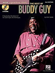 The Best of Buddy Guy: A Step-by-Step Breakdown of His Guitar Styles and Techniques (Signature Licks Guitar) (Guitar Signature Licks) by Buddy Guy (1999-09-01)