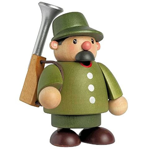 KWO German Incense Smoker – Forester Small Ore mountains in Germany
