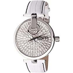 High Quality BLING MASTER Watch - ESSENCE silver