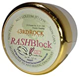RASHBlock - Natural Silver Healing Ointment for Rashes and Skin Irritation