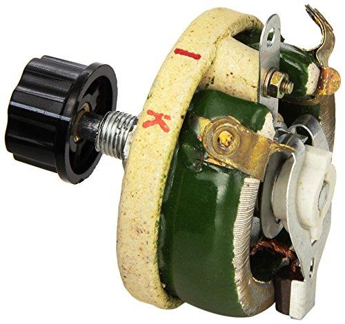 Wirewound Keramik Potentiometer verstellbar Rheostat Widerstand 50W 1kOhm (Widerstand Verstellbarer)