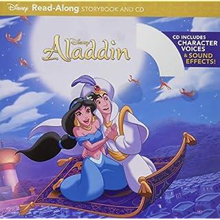 Aladdin Read-Along Storybook and CD