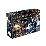Marvel - Legendary, Gioco di carte deck-building - Espansione: Dark City [lingua inglese]