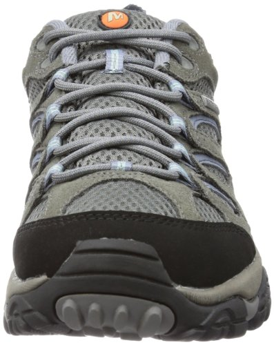 Merrell  MOAB GTX,  Scarpe da escursionismo e trekking donna Grigio (Grey/PeriwinkleGrey/Periwinkle)